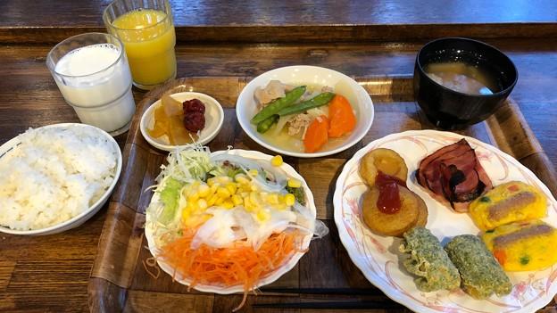 Photos: 上諏訪天然温泉 ホテルルートイン上諏訪(諏訪市)