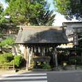 下社 春宮(下諏訪町)手水舎