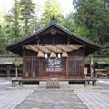 下社 春宮(下諏訪町)神楽殿