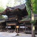 下社 春宮(下諏訪町)拝殿