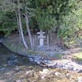 下社 春宮(下諏訪町)浮島