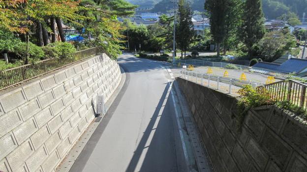 霞ヶ城跡(下諏訪町)