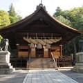 Photos: 下社 秋宮(下諏訪町)神楽殿