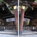 Photos: 下社 秋宮(下諏訪町)片拝