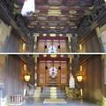 Photos: 下社 秋宮(下諏訪町)拝殿