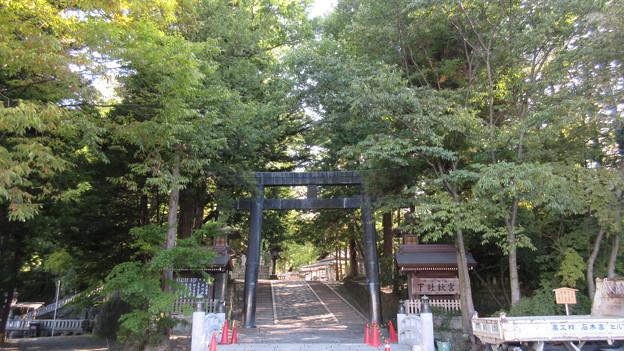 下社 秋宮(下諏訪町)