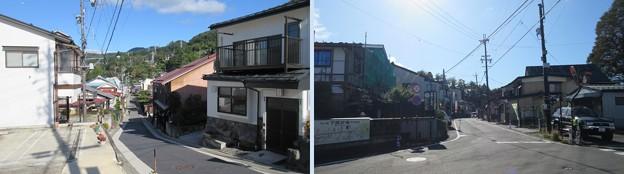 旧中山道 下諏訪宿(下諏訪町)