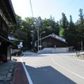 Photos: 甲州道(下諏訪町)甲州道中・中山道合流地点