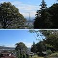 Photos: 上社 前宮(茅野市宮川)より八ヶ岳