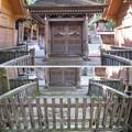 Photos: 上社 本宮(諏訪市中洲)四脚門