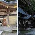 Photos: 上社 本宮(諏訪市中洲)宝物館・儀式殿