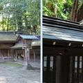 上社 本宮(諏訪市中洲)拝殿