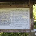 Photos: 法華寺/上社神宮寺跡(諏訪市)仁王門跡
