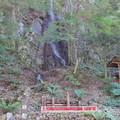 南宮神社(木曽町)旭之瀧