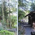 Photos: 南宮神社(木曽町)本殿・拝殿