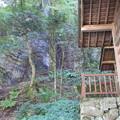 Photos: 南宮神社(木曽町)旭之瀧