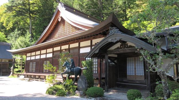 徳音寺(木曽町)本堂