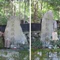 徳音寺(木曽町)樋口兼光・巴御前墓