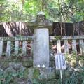 徳音寺(木曽町)木曽義仲墓