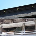 徳音寺(木曽町)山門(鐘楼門)