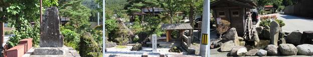 旧中山道 宮ノ越宿本陣(木曽町)