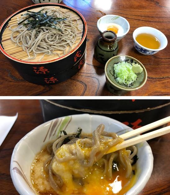 Photos: 木曽名物旗挙手打ちそば 源氏(木曽町)