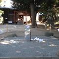 Photos: 11.01.31.中山神社(さいたま市見沼区)御火塚