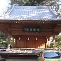 Photos: 11.01.31.氷川神社(大宮区)神楽殿