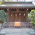 Photos: 11.01.31.氷川神社(大宮区)松尾神社