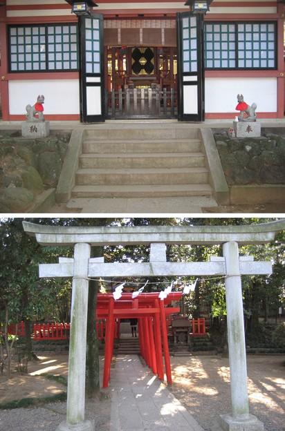 11.01.31.氷川神社(大宮区)稲荷神社