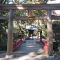 Photos: 11.01.31.氷川神社(大宮区)宗像神社