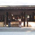 Photos: 11.01.31.氷川神社(大宮区)拝殿