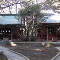 Photos: 11.01.31.氷川神社(大宮区)門客人神社・御岳神社