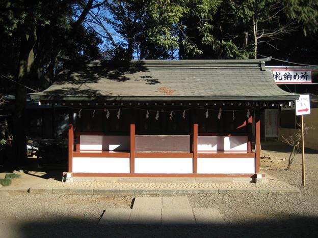 Photos: 11.01.31.氷川神社(大宮区)六社