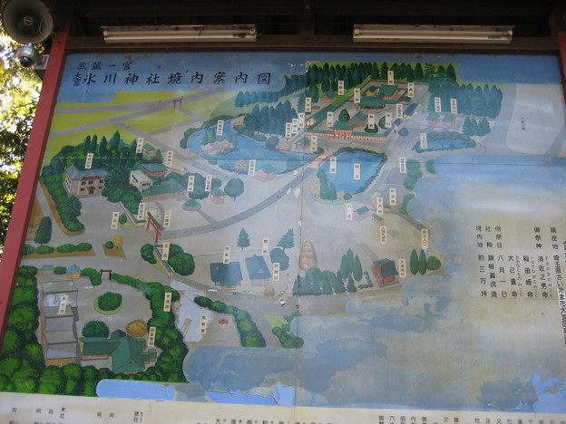 Photos: 11.01.31.氷川神社(大宮区)