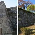 Photos: 白河小峰城(福島県白河市)藤門跡・二ノ丸水堀跡