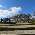 白河小峰城 本丸(福島県白河市)