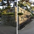 二本松城(福島県二本松市)虎口