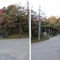 二本松城(福島県二本松市)三の丸下段 西