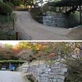 二本松城(福島県二本松市)三の丸上段