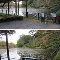 二本松城(福島県二本松市)霞ヶ池
