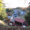 Photos: 二本松城(福島県二本松市)本宮舘より