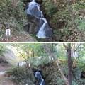 二本松城(福島県二本松市)洗心滝