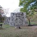 二本松城(福島県二本松市)搦手門跡