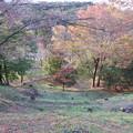 二本松城(福島県二本松市)本丸下