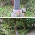 大隣寺(二本松市)二本松少年隊 二階堂衛守・岡山篤次郎戦死之地