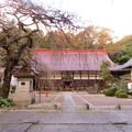 Photos: 大隣寺(二本松市)山門跡 ・本堂