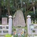 大隣寺(二本松市)二本松少年隊墓