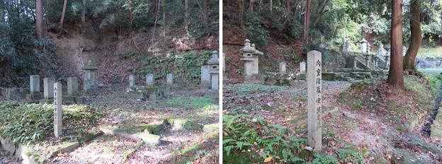 大隣寺(二本松市)二本松藩主丹羽家累代墓所 内室陰墓