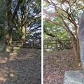 Photos: 大田原城 二の丸(大田原市)城塁跡